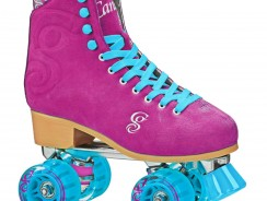 Roller Derby Candi Girl Women Colorful Roller Skates